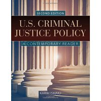 英文原版U.S. Criminal Justice Policy: A Contemporary Reader美国刑事