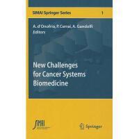 【预订】New Challenges for Cancer Systems Biomedicine