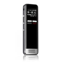 山水(SANSUI)录音笔 H-606 8G 专业商务采访执法取证 微型高清降噪便携 录音无损播放MP3 黑色