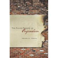 【预订】The Failed Promise of Originalism