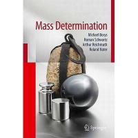 【预订】Fundamentals of Mass Determination