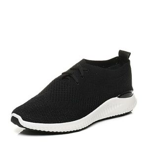 Teenmix/天美意2017夏专柜同款纺织品运动风系带鞋男单鞋66G03BM7