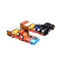 托马斯thomas合金小火车磁性套装爱德华高登哈罗德托比玩具车
