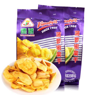 越南进口 德诚菠萝蜜干果250g*2袋 果干零食品特产