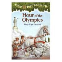【现货】英文原版儿童书 Hour of the Olympics 神奇树屋16:古奥运的冒险 新旧版本随 机发!