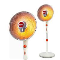 爱索佳落地小太阳取暖器可选遥控家用节能立式电暖器气升降摇头定时电热扇烤火炉HNQ900