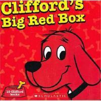 英文原版儿童书 Clifford 50th Anniversary 10-Book Set(大红狗50周年纪念10本盒