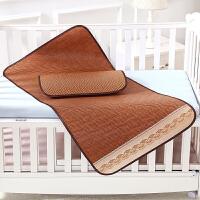 透气藤席定做夏季凉席子婴儿凉席儿童席宝宝凉席幼儿园床午睡