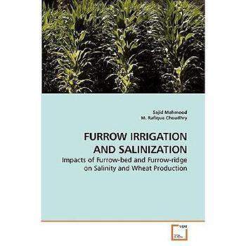【预订】Furrow Irrigation and Salinization 美国库房发货,通常付款后3-5周到货!