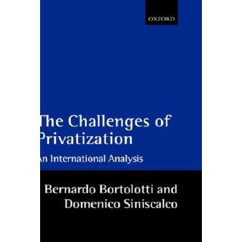 【预订】The Problems of Privatization: An International Analysis 预订商品,需要1-3个月发货,非质量问题不接受退换货。