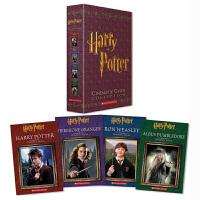 【全店300减100】英文原版书正版小说 Harry Potter Cinematic Guide 哈利波特电影指南4册