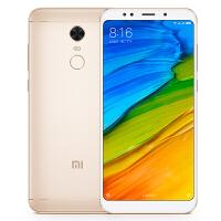小米 红米5 Plus 金色 全面屏 全网通3GB+32GB 移动联通电信4G手机 双卡双待