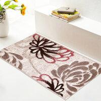 享家手工剪花缇香魅影系列现代简约客家居客厅卧室地毯60*90�M 地毯地垫沙发茶几毯
