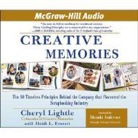 【预订】Creative Memories: The 10 Timeless Principles Behind