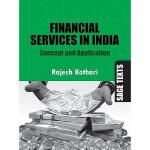 【预订】Financial Services in India: Concept and