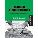 【预订】Financial Services in India: Concept and