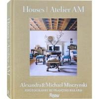 Houses Atelier AM 美国AM设计公司的中老年高定住宅室内设计作品 别墅公寓室内设计书