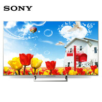 索尼(SONY)KD-65X8500E 65英寸 4K HDR 特丽魅彩 安卓6.0智能液晶电视(银色)