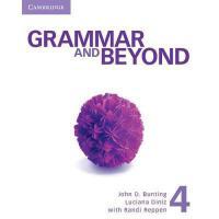 【预订】Grammar and Beyond Level 4 Student's Book, Workbook