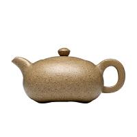 宜兴紫砂茶壶茶具手工茶壶原矿紫砂芝麻段面包壶茶具礼品