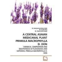 【预订】A Central Asaian Medicanal Plant Primula Macrophylla