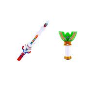 儿童奥特曼变身器召唤器声光版 奥特曼面具宝剑儿童手表男孩玩具 剑+变身器(*包)