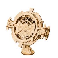若态若客DIY手工拼装机械模型木制万年历拼图玩具创意生日礼物