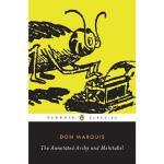 【预订】The Annotated Archy and Mehitabel
