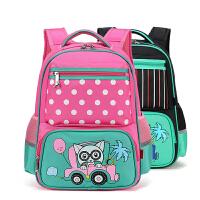 书包小学生女童1-3-6年级公主6-12岁男孩女孩儿童休闲双肩背包