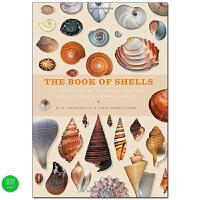英文原版 贝壳之书 贝壳的生活识别和分类指南The Book of Shells