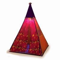 美国B.Toys印第安儿童帐篷室内游戏屋宝宝过家家玩具男女孩3岁+