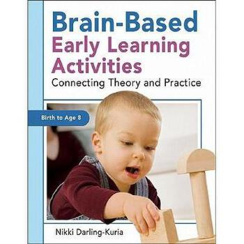 【预订】Brain-Based Early Learning Activities: Connecting 美国库房发货,通常付款后3-5周到货!