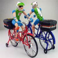 生日礼品新款 电动音乐发光仿真自行车儿童模型玩具礼品 地摊产品七夕创意礼物