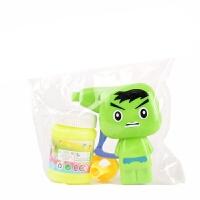 吹泡泡机手动惯性泡泡机玩具手把吹泡泡1-3岁儿童玩具可加肥皂水吹泡泡机玩具 普通款手动惯性泡泡枪