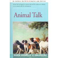【预订】Animal Talk Y9780595156474