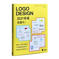 LOGO DESIGN �O��F�� 直播中 标志标识 logo设计 品牌形象策划与定位 平面设计书