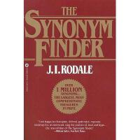 【预订】The Synonym Finder