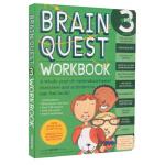 【正版直发】Brain Quest Workbook, Grade 3 Janet A. Meyer 97807611