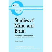 【预订】Studies of Mind and Brain: Neural Principles of