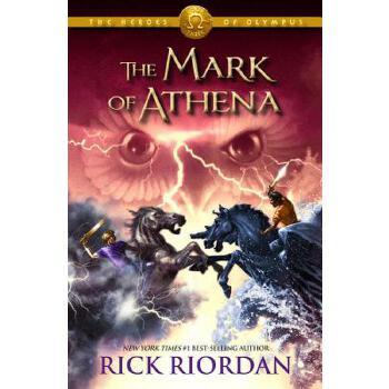 【预订】The Heroes of Olympus - Book Three The Mark of Athena 预订商品,需要1-3个月发货,非质量问题不接受退换货。