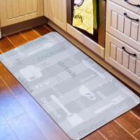 Evergreen爱屋格林特斯林家用厨房地垫室内防油防水防滑脚垫子长条地板垫
