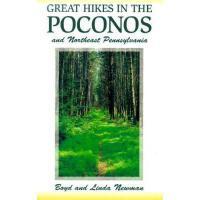 【预订】Great Hikes in the Poconos: And Northeast