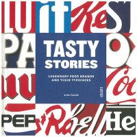 TASTYSTORIES美食的故事 专柜正品 食物食品相关事例介绍书