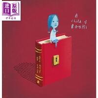 【中商原版】奥利弗・杰弗斯:孩子的书 A Child of Books 亲子绘本 故事书 探险历奇 童话故事 阅读与分
