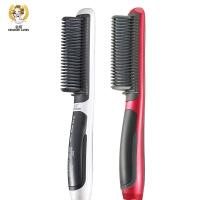 金稻直发梳子器不伤发一梳直发器拉直板夹板直卷两用内扣卷发棒KD-388