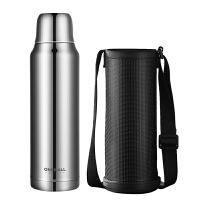 304不锈钢保温杯便携户外大容量运动水壶旅行水瓶车载水杯