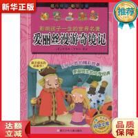 影响孩子一生的世界名著 中国少年儿童阅读文库:爱丽丝漫游奇境记(彩图注音版) [英] 卡洛尔(Carroll L.),