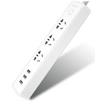 包邮公牛GN-B303U插座 USB插孔充电插排插线板插板接线板拖线板1.8米