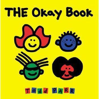 【预订】The Okay Book 美国库房发货,通常付款后3-5周到货!