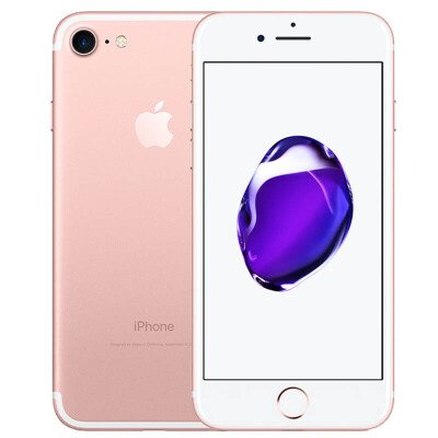 【赠送贴膜+手机壳】Apple苹果 iPhone7 iPhone7 Plus 32GB/128GB/256GB 苹果7 移动联通电信全网通 4G手机支持礼品卡 正品行货 顺丰包邮